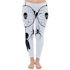 Voodoo Dream Catcher  Classic Winter Leggings