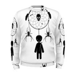 Voodoo Dream Catcher  Men s Sweatshirt