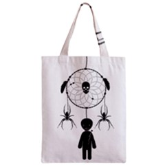 Voodoo Dream Catcher  Zipper Classic Tote Bag