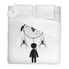 Voodoo Dream Catcher  Duvet Cover (full/ Double Size)
