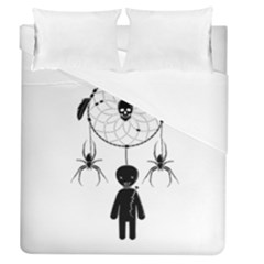 Voodoo Dream Catcher  Duvet Cover (queen Size)