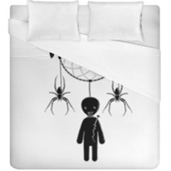Voodoo Dream Catcher  Duvet Cover (king Size)