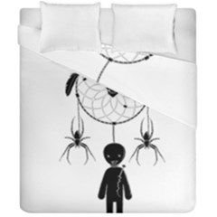 Voodoo Dream Catcher  Duvet Cover Double Side (california King Size)