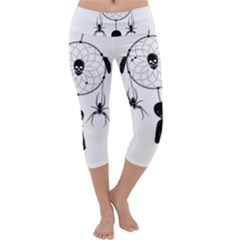 Voodoo Dream Catcher  Capri Yoga Leggings