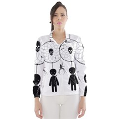 Voodoo Dream Catcher  Wind Breaker (women)