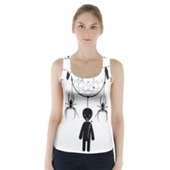 Voodoo Dream Catcher  Racer Back Sports Top