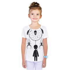 Voodoo Dream Catcher  Kids  One Piece Tee
