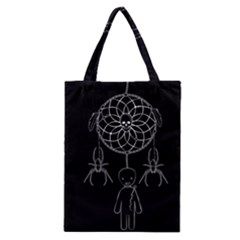 Voodoo Dream Catcher  Classic Tote Bag