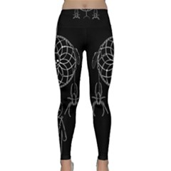 Voodoo Dream Catcher  Classic Yoga Leggings