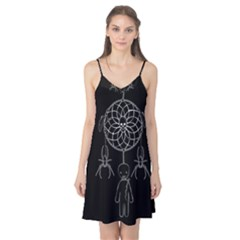 Voodoo Dream Catcher  Camis Nightgown