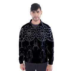 Voodoo Dream Catcher  Wind Breaker (men)