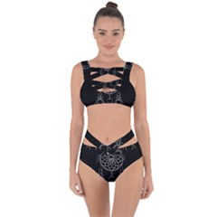Voodoo Dream Catcher  Bandaged Up Bikini Set
