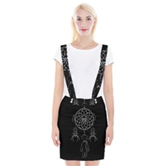Voodoo Dream Catcher  Braces Suspender Skirt