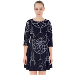 Voodoo Dream Catcher  Smock Dress