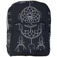 Voodoo Dream Catcher  Full Print Backpack