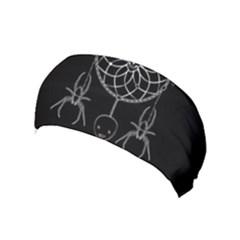 Voodoo Dream Catcher  Yoga Headband