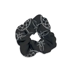 Voodoo Dream Catcher  Velvet Scrunchie