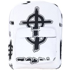 Zodiac Killer  Full Print Backpack