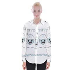Yeti Womens Long Sleeve Shirt