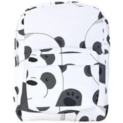 Cute Pandas Full Print Backpack