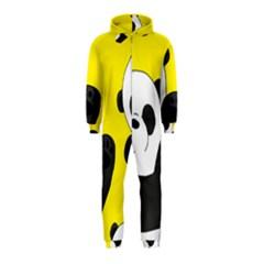 Cute Pandas Hooded Jumpsuit (kids)