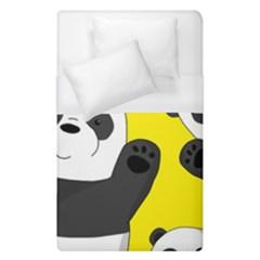Cute Pandas Duvet Cover (single Size)