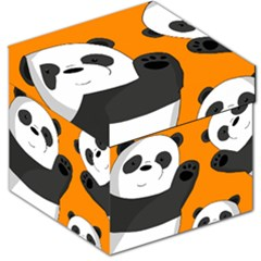 Cute Pandas Storage Stool 12