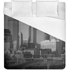 Minneapolis Minnesota Skyline Duvet Cover (king Size)