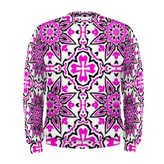 Oriental Pattern Men s Sweatshirt