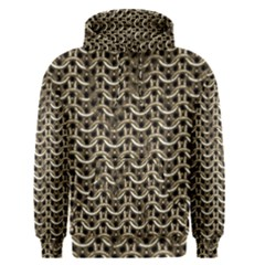 Sparkling Metal Chains 01a Men s Pullover Hoodie