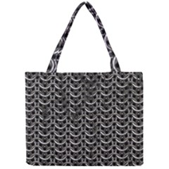 Sparkling Metal Chains 01b Mini Tote Bag