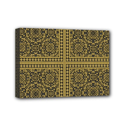 Seamless Pattern Design Texture Mini Canvas 7  X 5