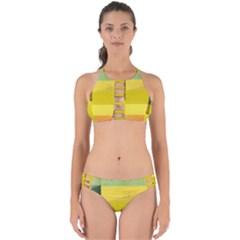 Umbrella Square Line Cube 9786 3840x2160 Perfectly Cut Out Bikini Set