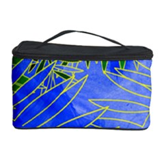Tropical Palms Cosmetic Storage Case
