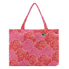 Roses Medium Tote Bag