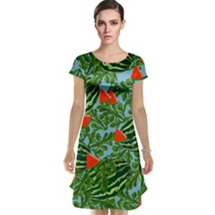 Juicy Watermelons Cap Sleeve Nightdress