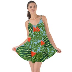 Juicy Watermelons Love The Sun Cover Up