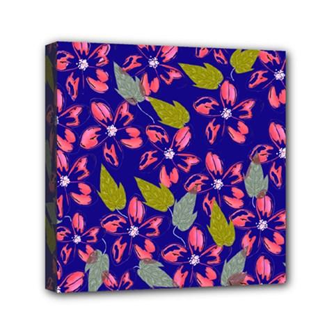 Bloom Mini Canvas 6  X 6