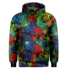 Squiggly Abstract A Men s Pullover Hoodie