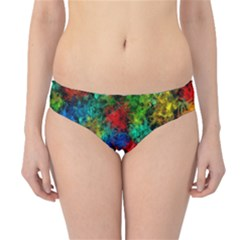 Squiggly Abstract A Hipster Bikini Bottoms