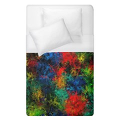 Squiggly Abstract A Duvet Cover (single Size)