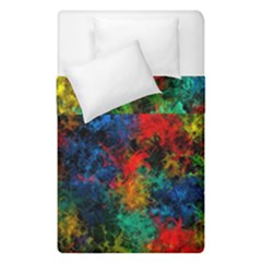 Squiggly Abstract A Duvet Cover Double Side (single Size)