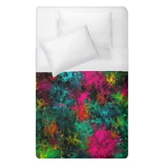 Squiggly Abstract B Duvet Cover (single Size)