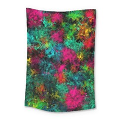 Squiggly Abstract B Small Tapestry