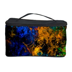 Squiggly Abstract C Cosmetic Storage Case