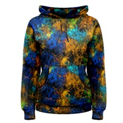 Squiggly Abstract C Women s Pullover Hoodie