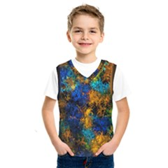 Squiggly Abstract C Kids  Sportswear