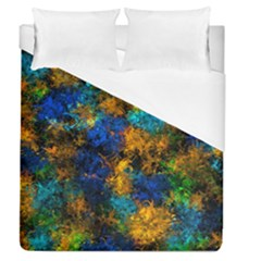 Squiggly Abstract C Duvet Cover (queen Size)