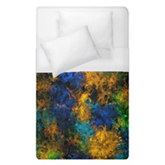 Squiggly Abstract C Duvet Cover (single Size)