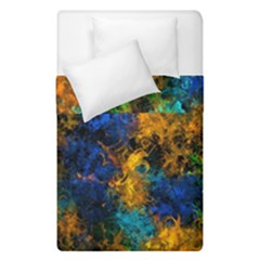 Squiggly Abstract C Duvet Cover Double Side (single Size)